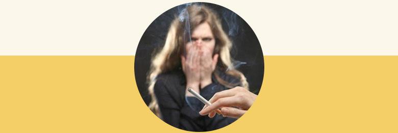 les fumeurs passifs